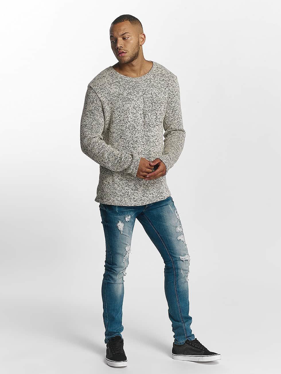 Leg Kings Slim Fit Jeans Kayden blå