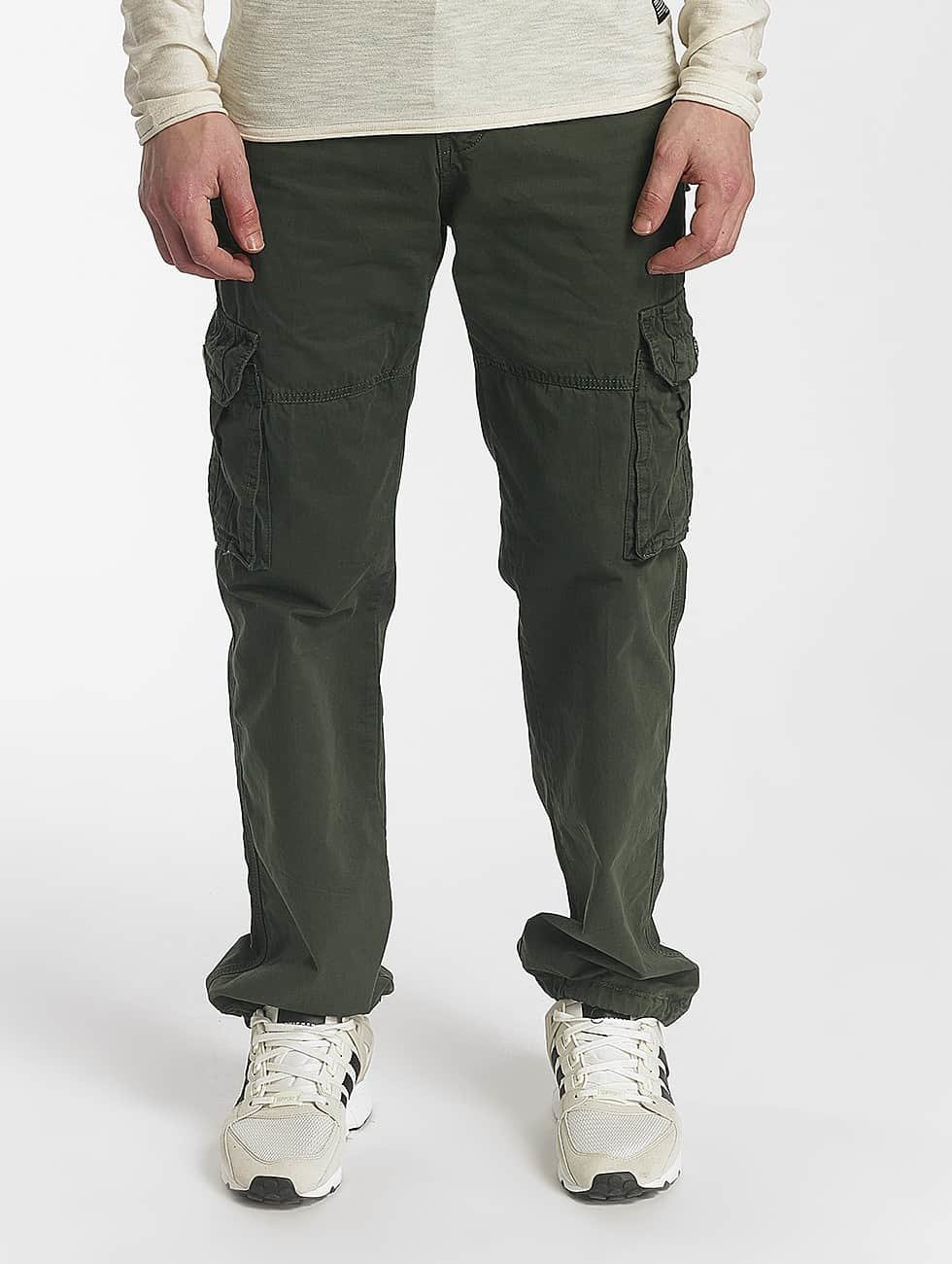 Leg Kings Vaqueros anchos Bags verde