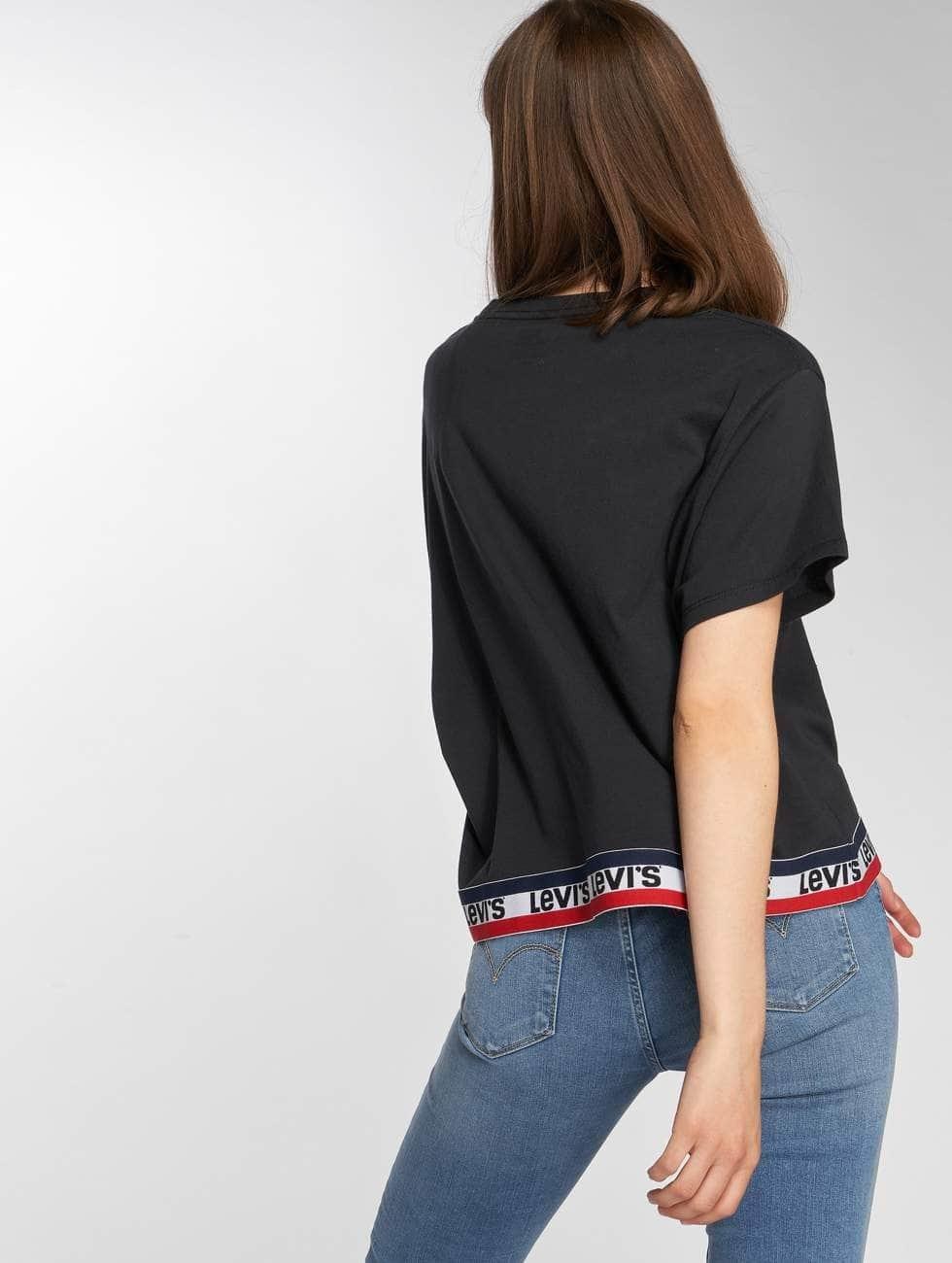 Levi's® T-shirt Graphic J.V. nero