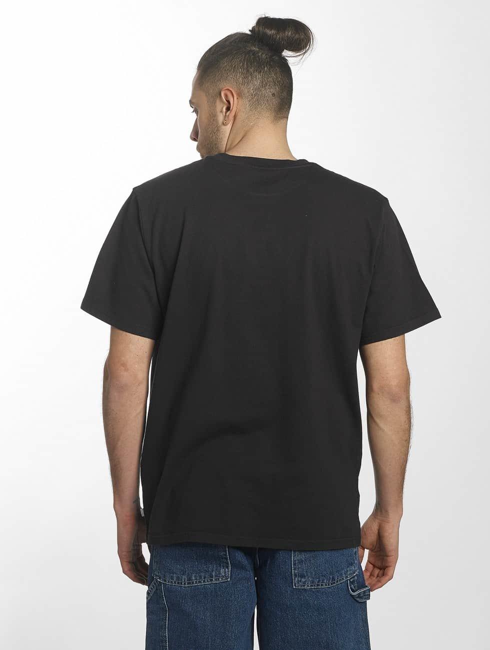 Levi's® t-shirt Silvertab zwart