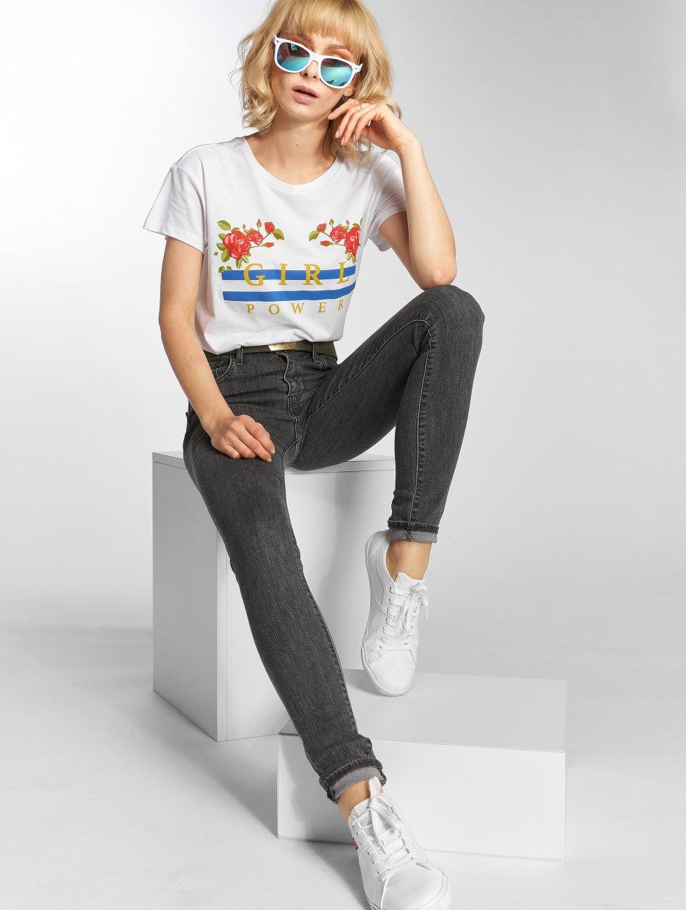 Levi's® Tynne bukser 721™ High Rise svart