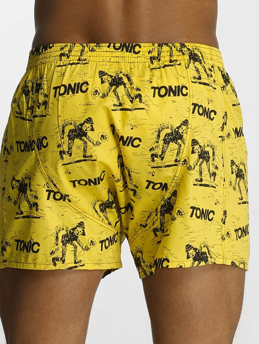 Lousy Livin boxershorts Tonic geel
