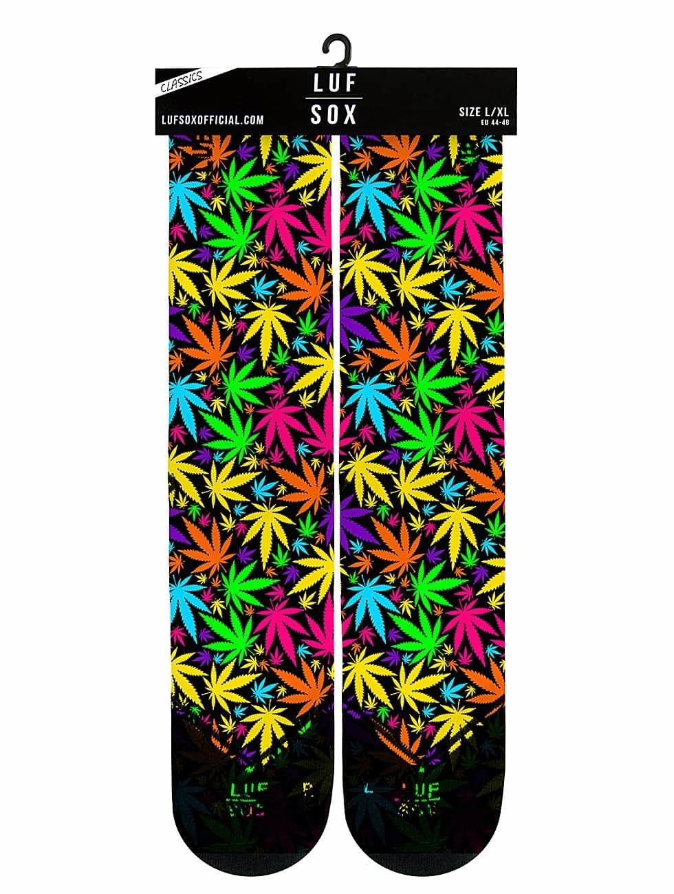 LUF SOX Skarpetki Maui Waui kolorowy