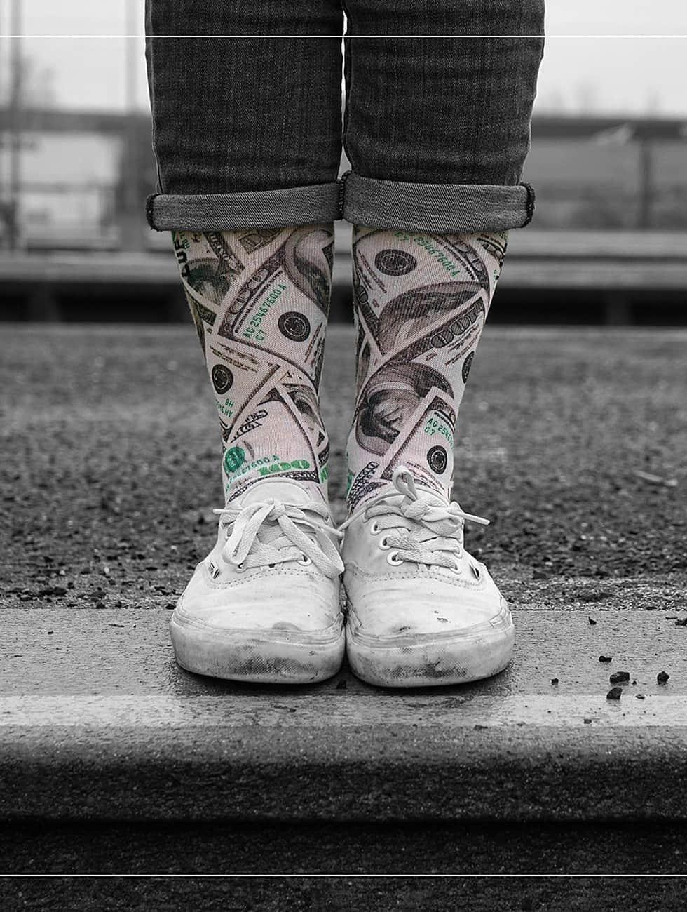 LUF SOX Socken Bucks bunt