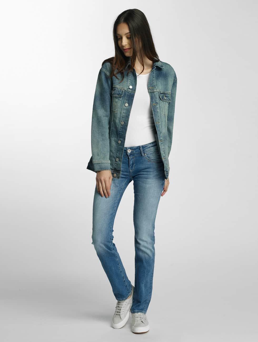 Mavi Jeans джинсовая куртка Rose синий