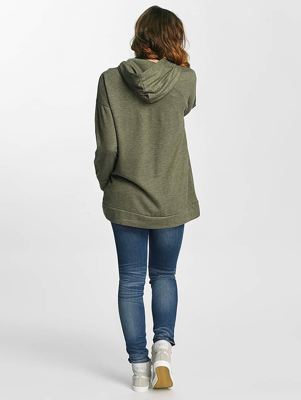 Mavi Jeans Bluzy z kapturem Alice zielony