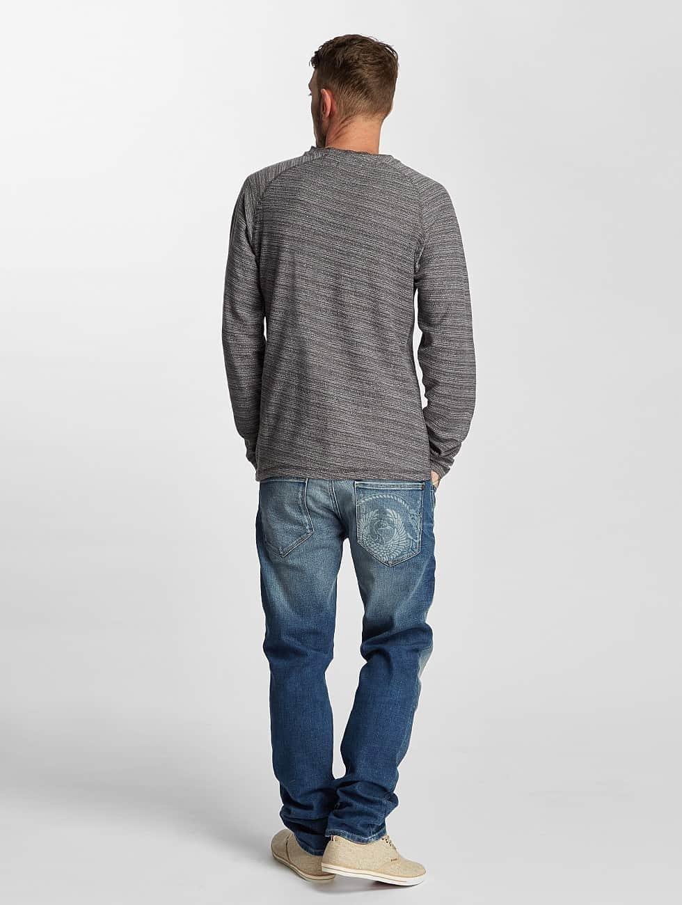 Mavi Jeans dżinsy przylegające Yves Slim niebieski