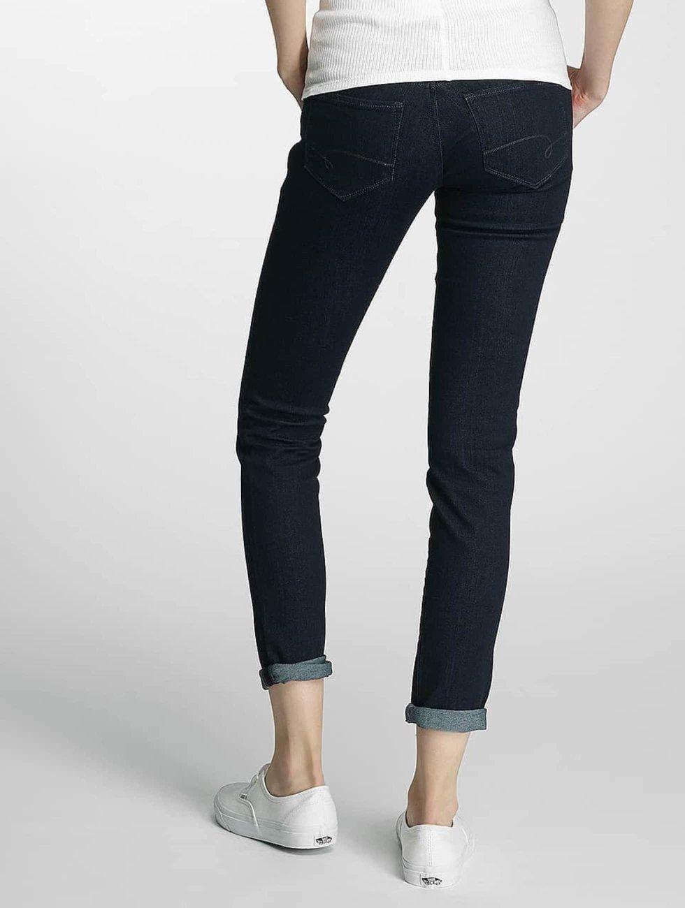 Mavi Jeans Skinny Jeans Lindy niebieski