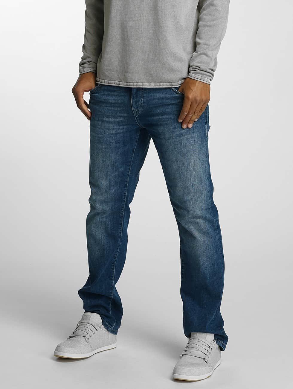 Mavi Jeans Straight Fit Jeans Martin blau