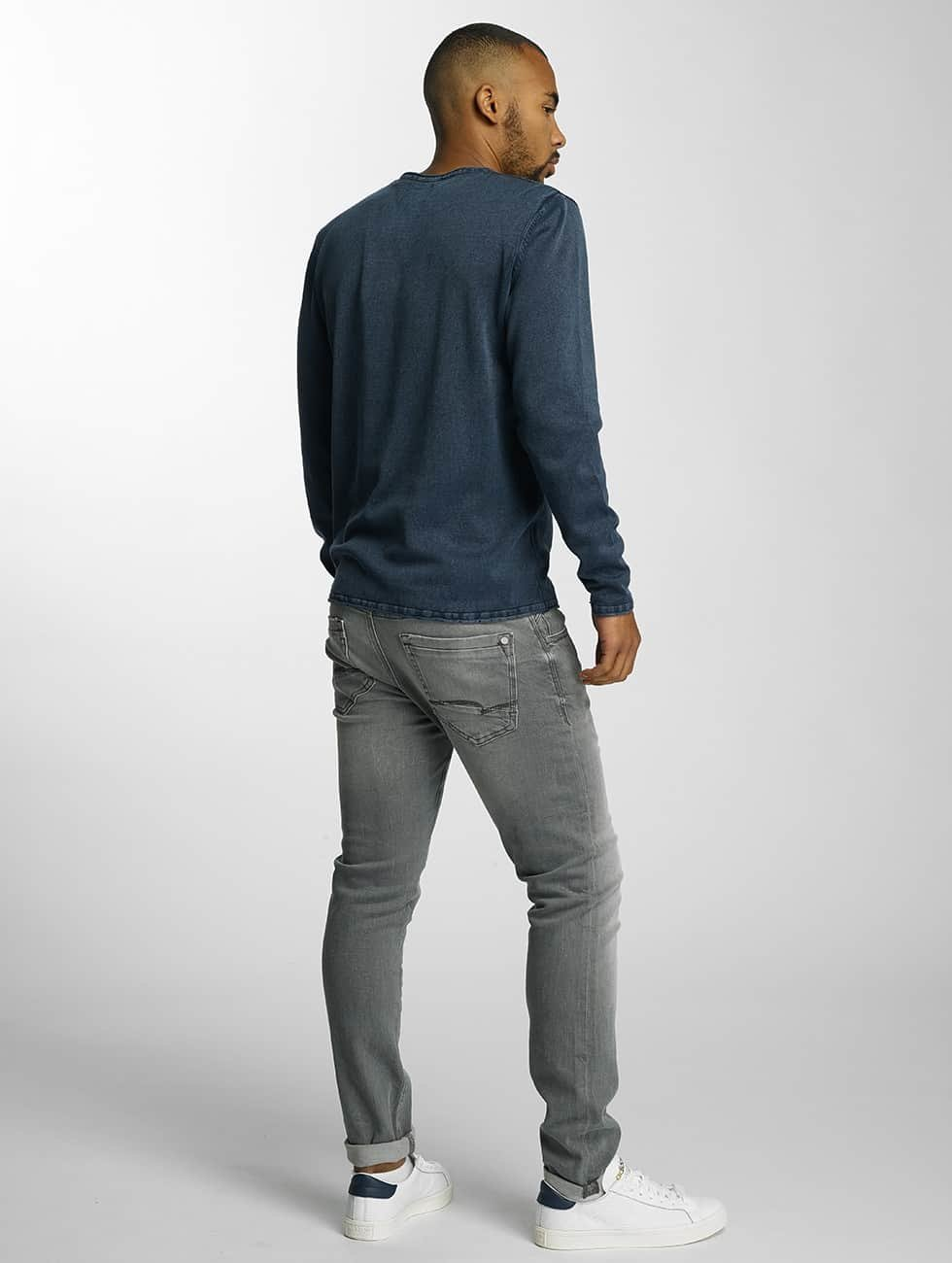 Mavi Jeans Straight Fit Jeans James grau