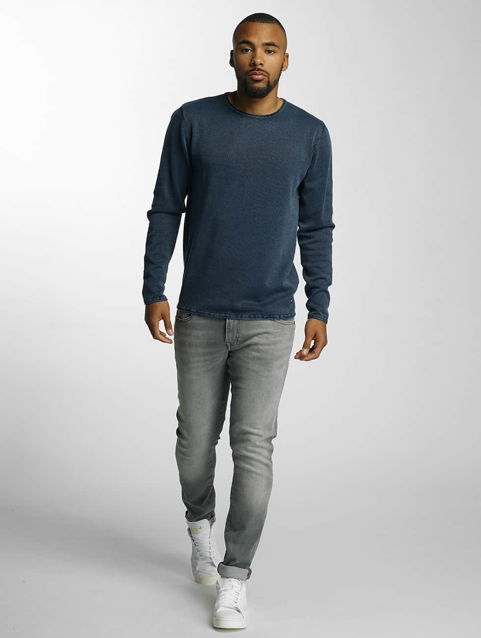 Mavi Jeans Straight Fit Jeans James gray