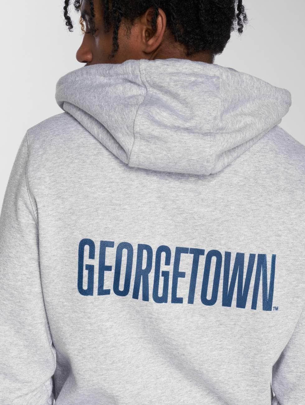 Merchcode Hoody Georgetown grau