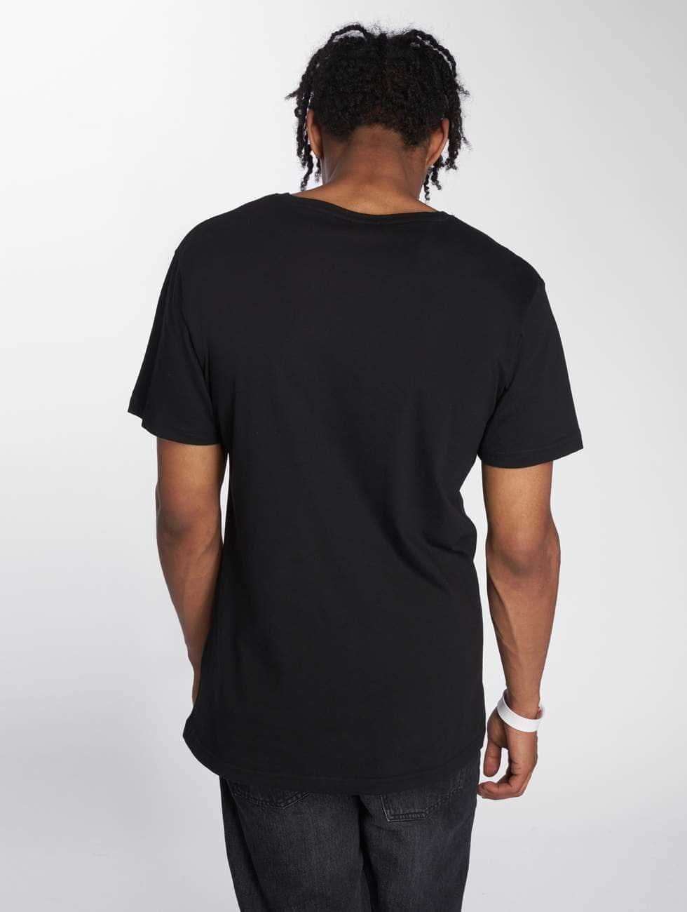 Merchcode T-Shirt Gorillaz Logo black