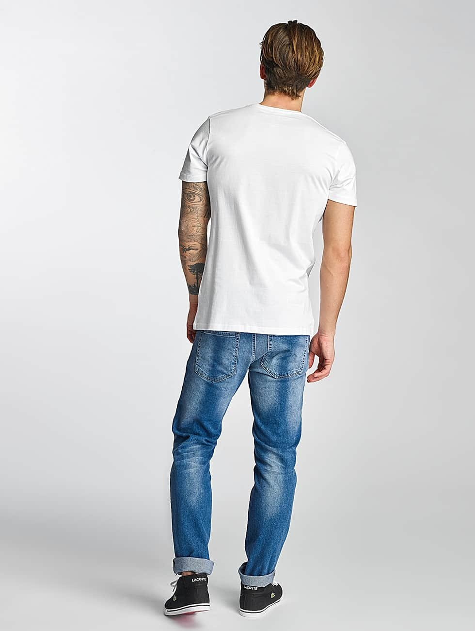 Merchcode T-Shirt Swedish House Mafia Logo blanc