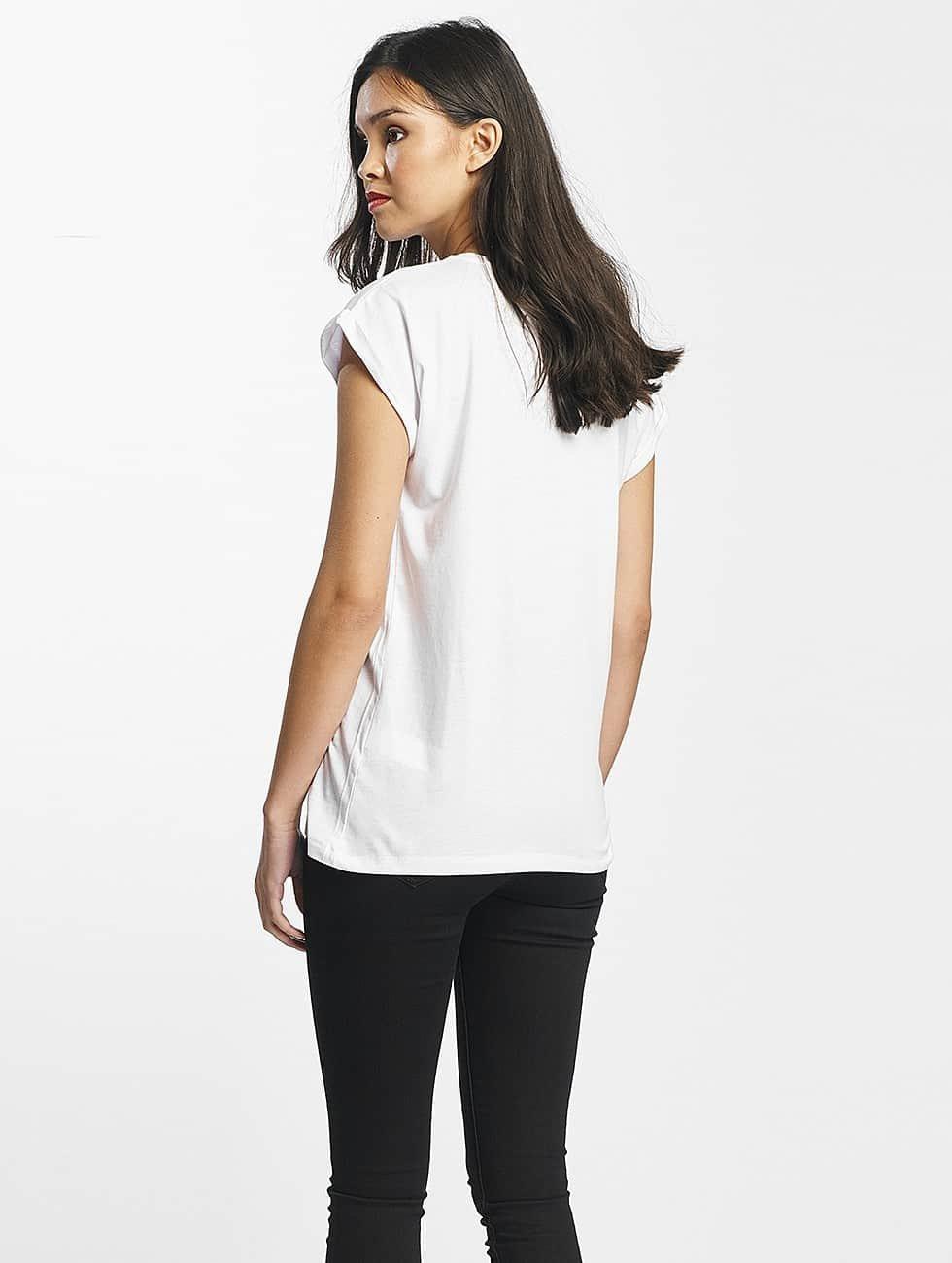 Mister Tee Camiseta Killing Me Softly blanco