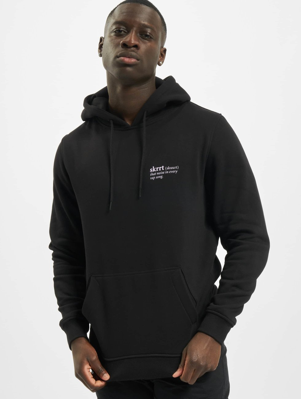 Mister Tee Hoody That Noise schwarz
