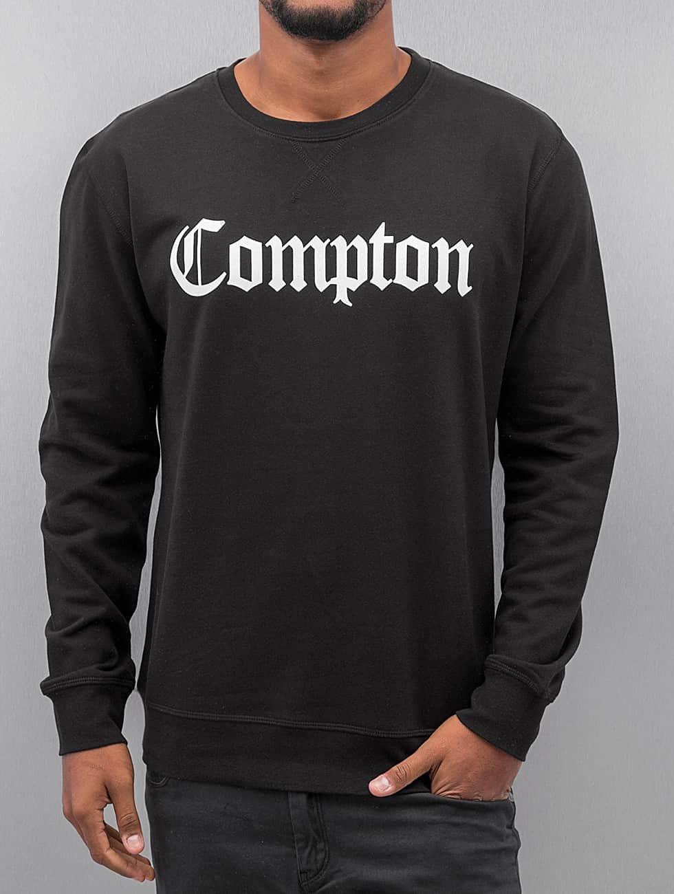 Mister Tee Puserot Compton musta