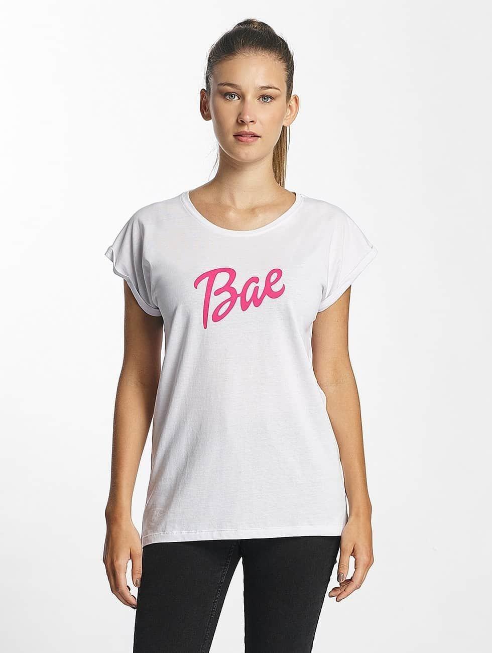Mister Tee T-shirt Bae bianco