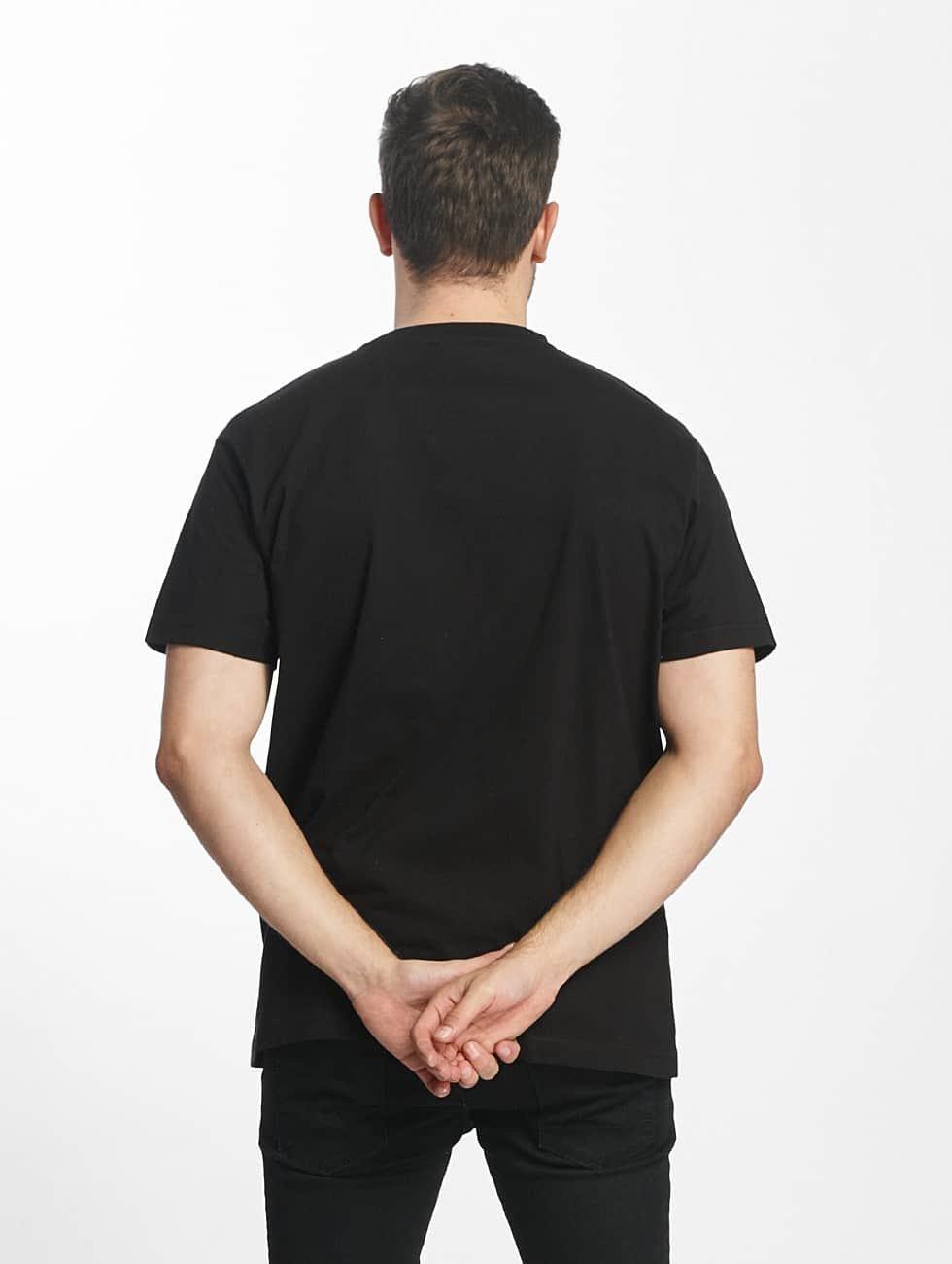 Mister Tee T-Shirt Fake Love black