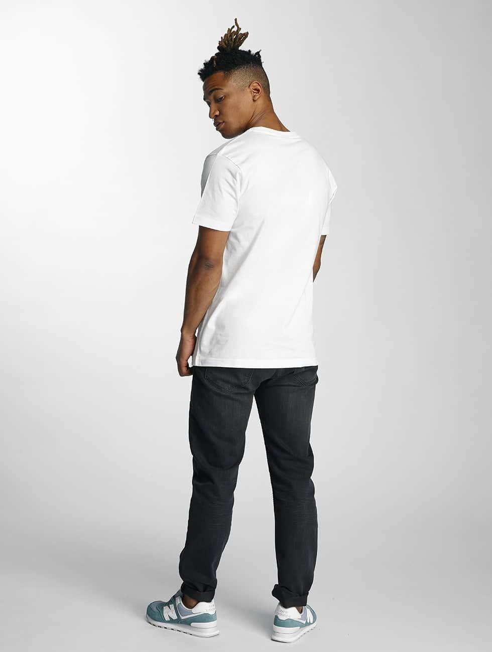Mister Tee T-Shirt Nasty blanc