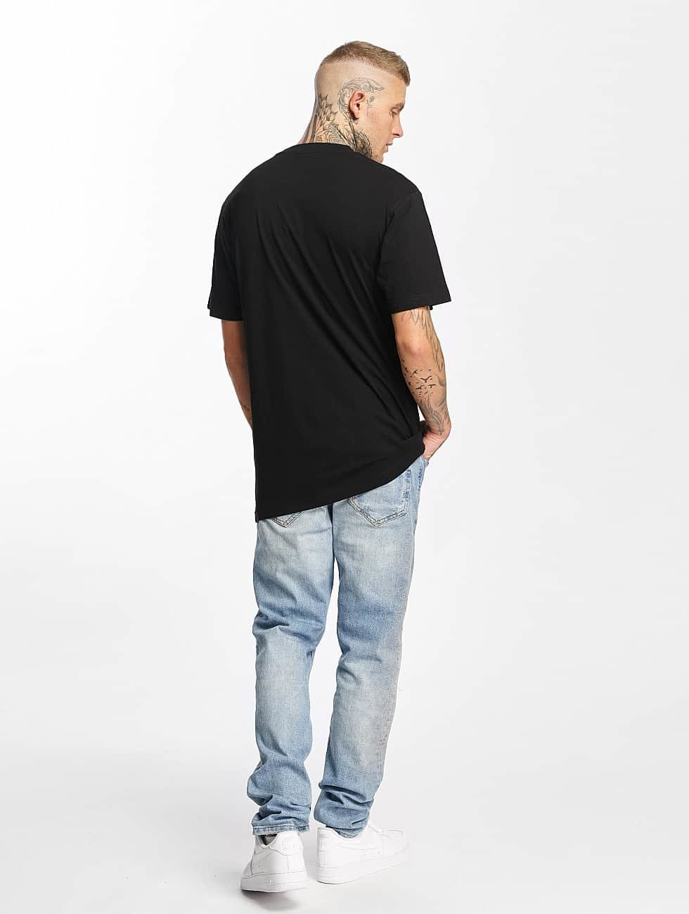 Mister Tee T-Shirt Halo I Bims schwarz