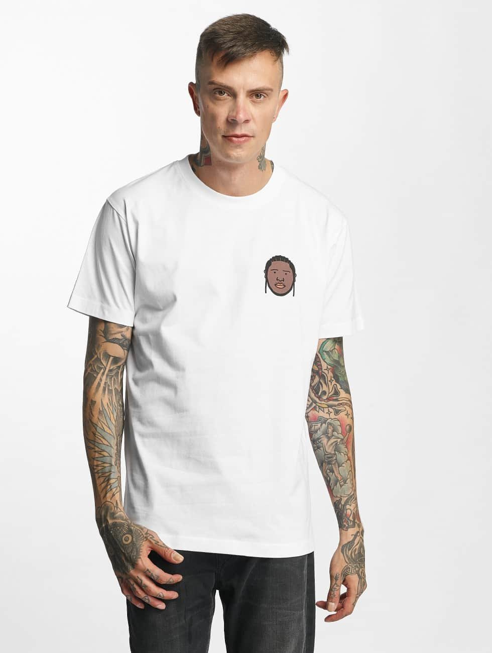 Mister Tee t-shirt Humble wit