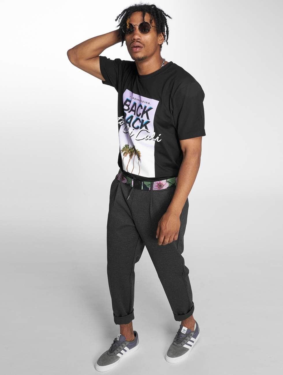 Mister Tee T-Shirty Cali Cali czarny