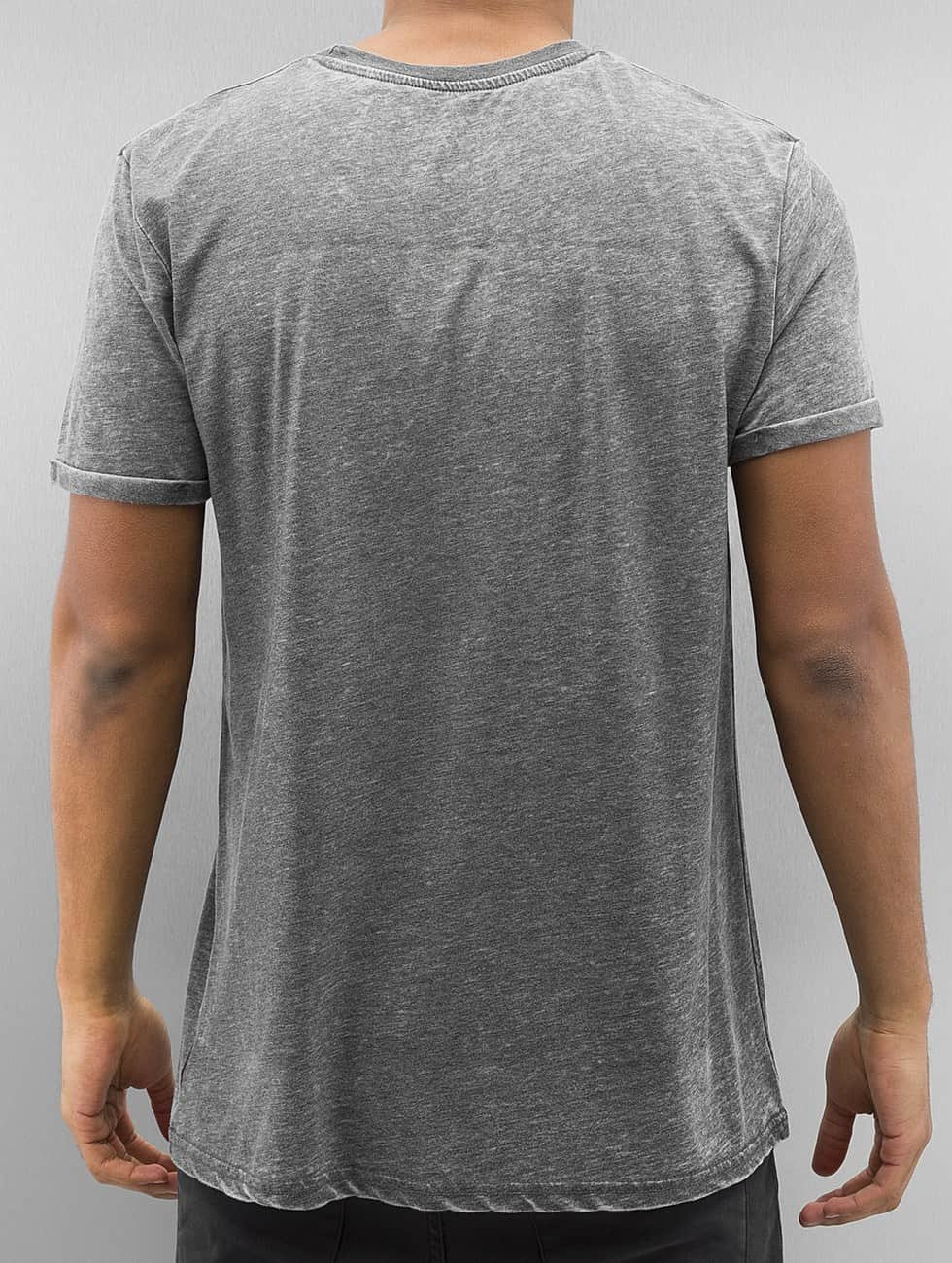 Monkey Business t-shirt Limited Edition grijs