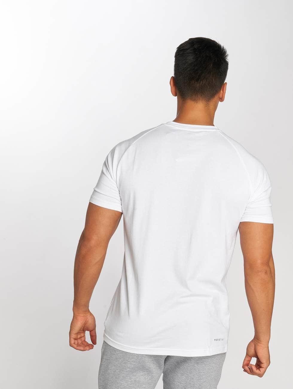 MOROTAI Camiseta PREMIUM blanco