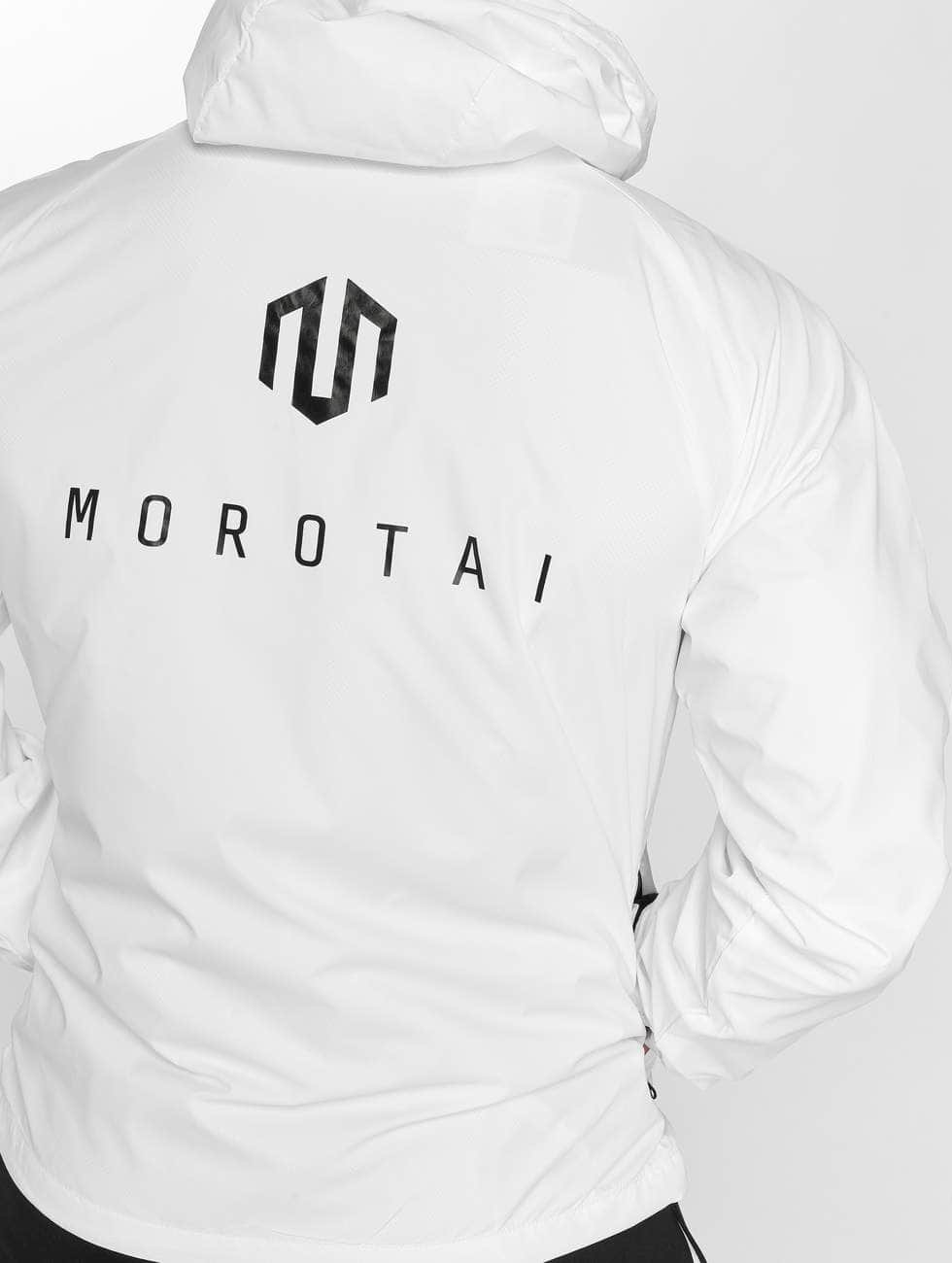 MOROTAI Kurtki przejściowe Classic bialy