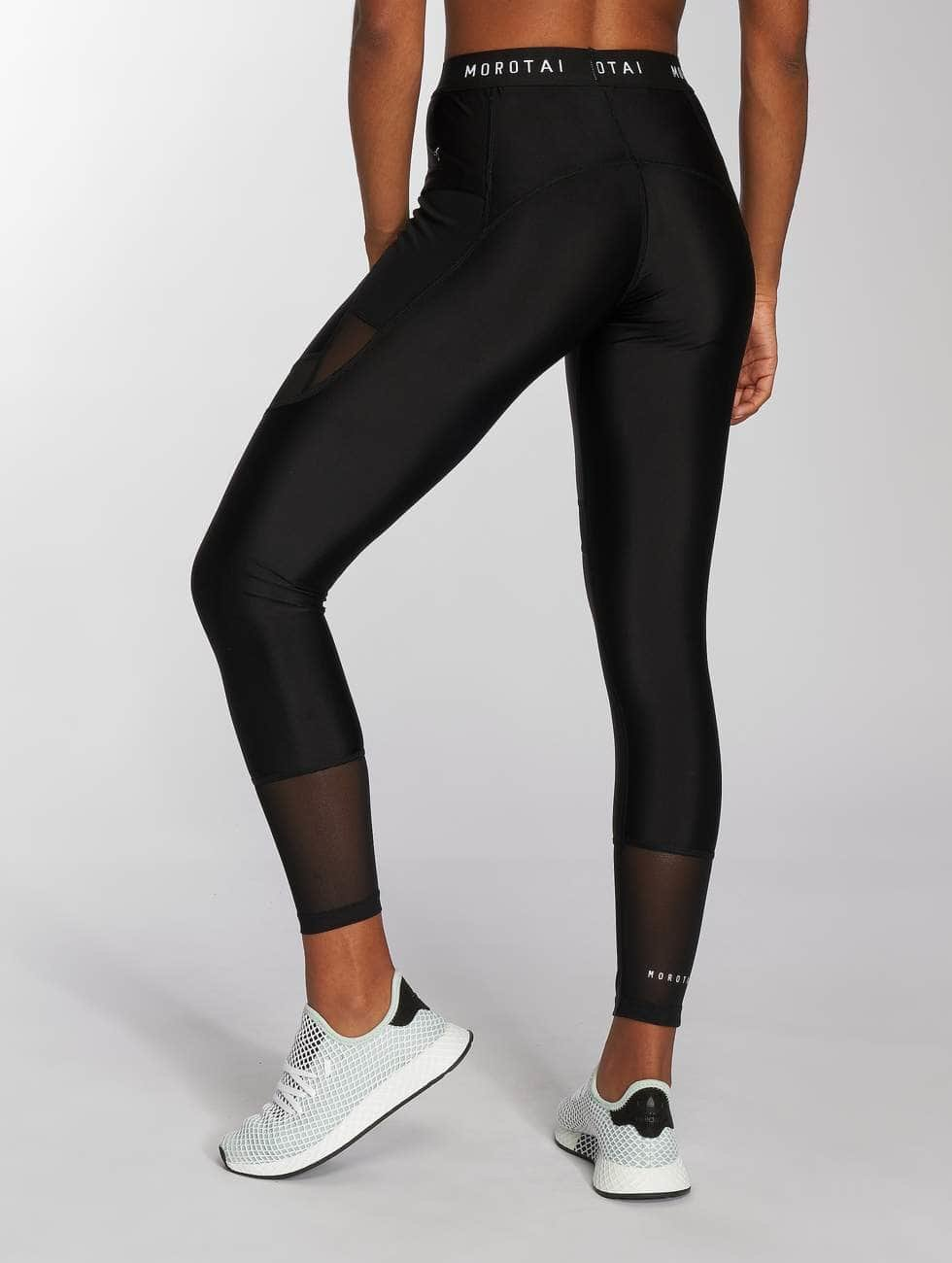MOROTAI Leggings/Treggings May svart