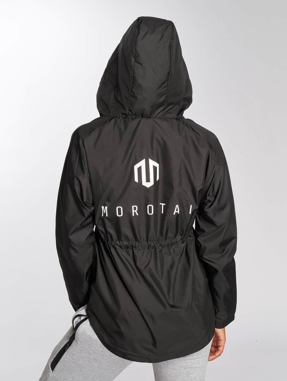 MOROTAI Lightweight Jacket Windy black