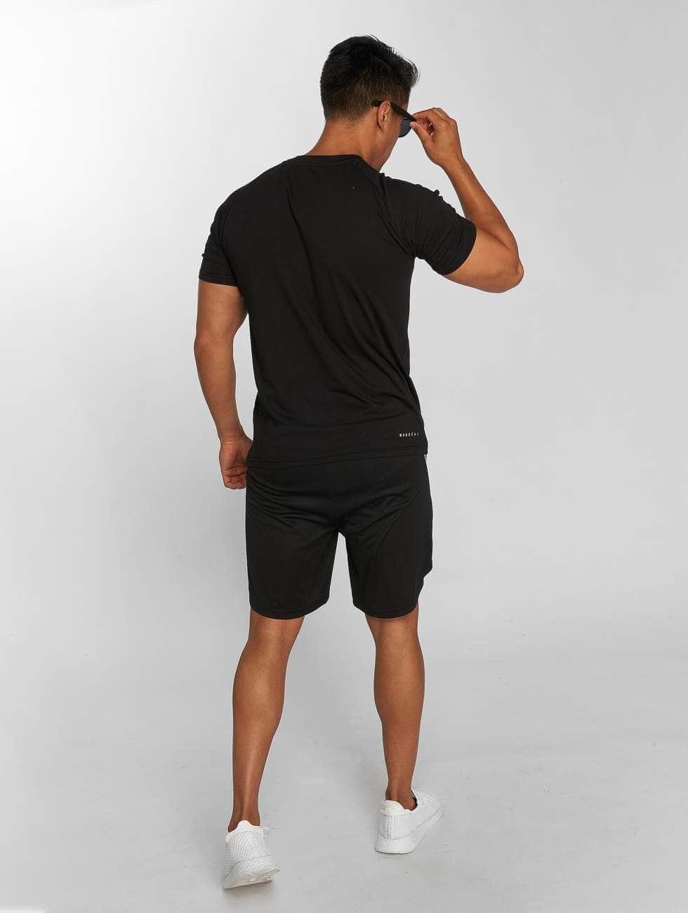 MOROTAI Pantalón cortos Tech negro