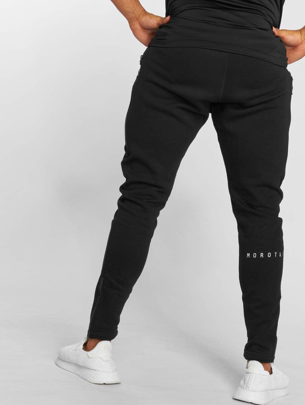 MOROTAI Sweat Pant Neotech black