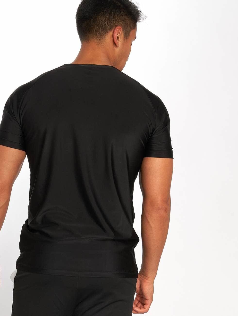 MOROTAI T-Shirt Performance Basic black