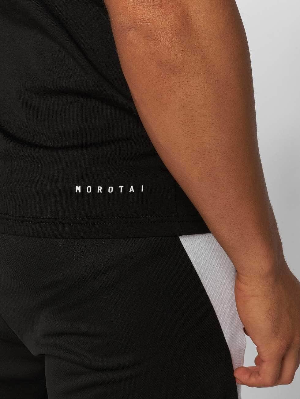 MOROTAI T-skjorter PREMIUM svart
