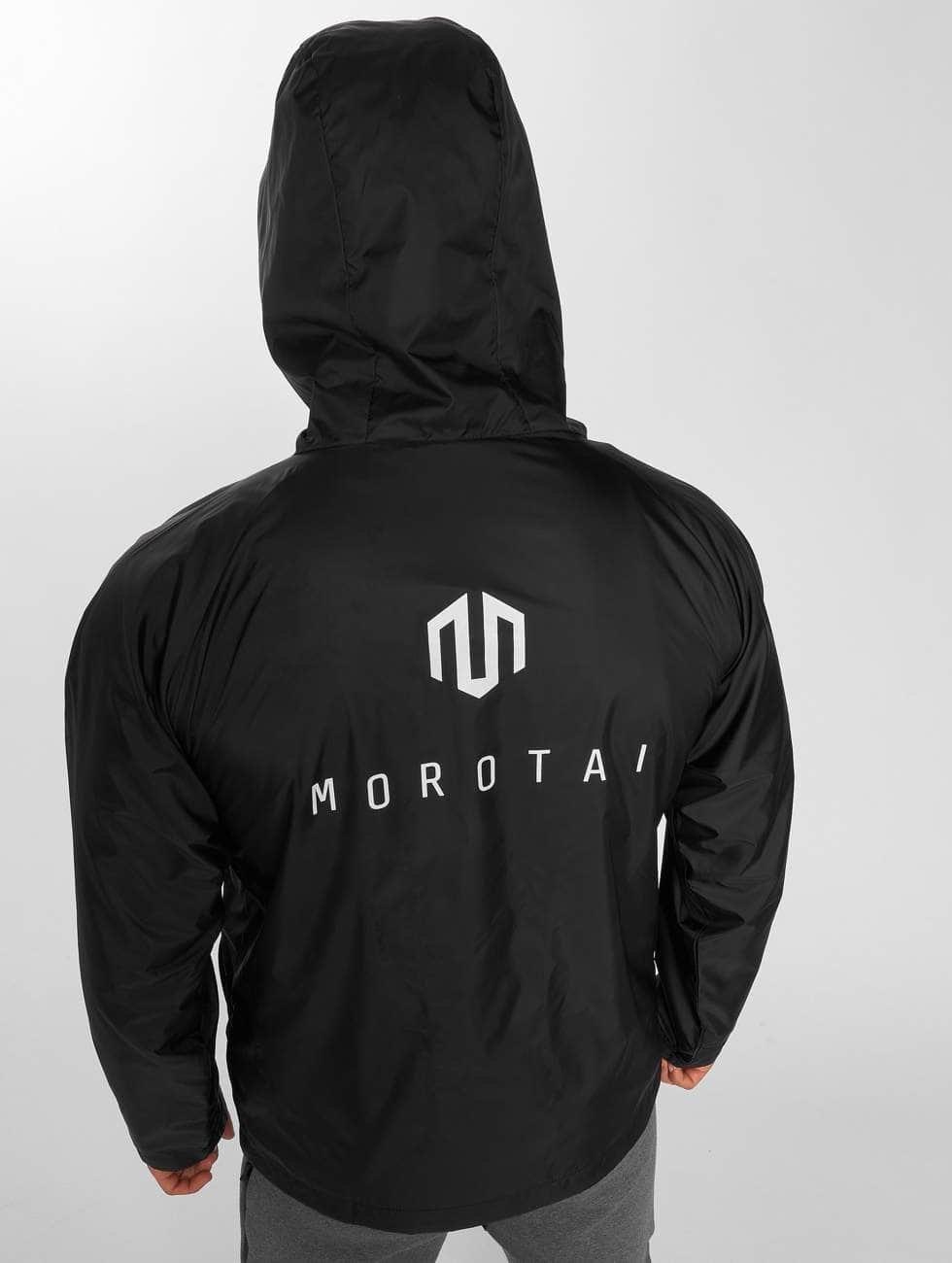 MOROTAI Übergangsjacke Classic schwarz