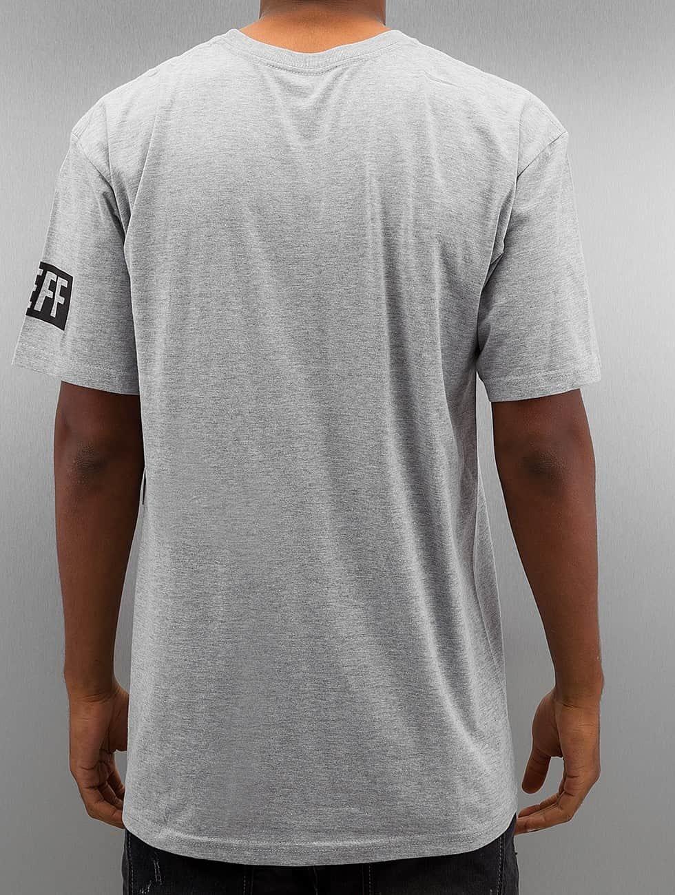 NEFF T-Shirt Camo is Dead grau