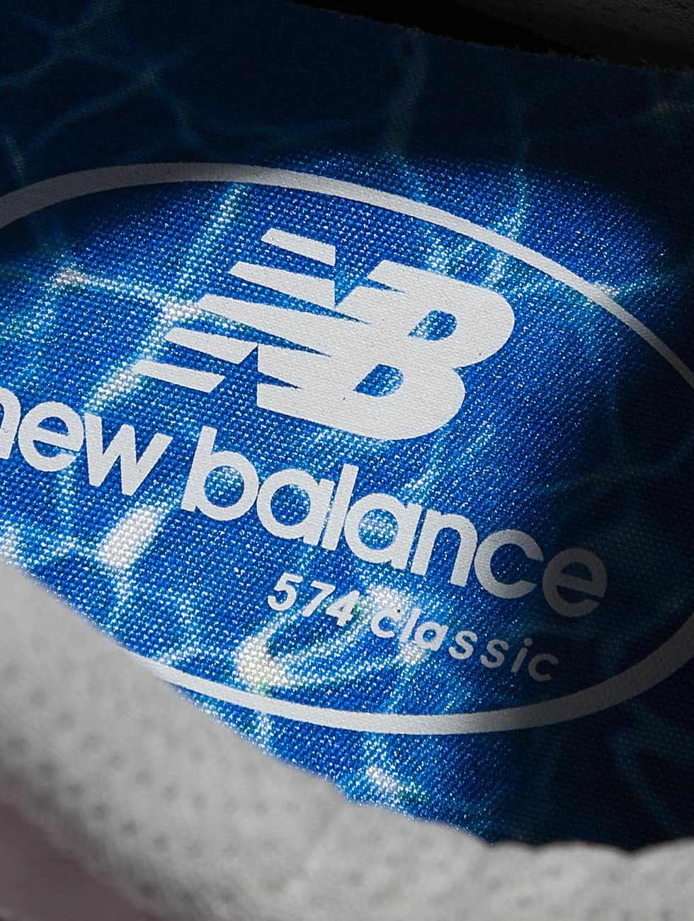 New Balance Sneakers ML574 D SEE blue