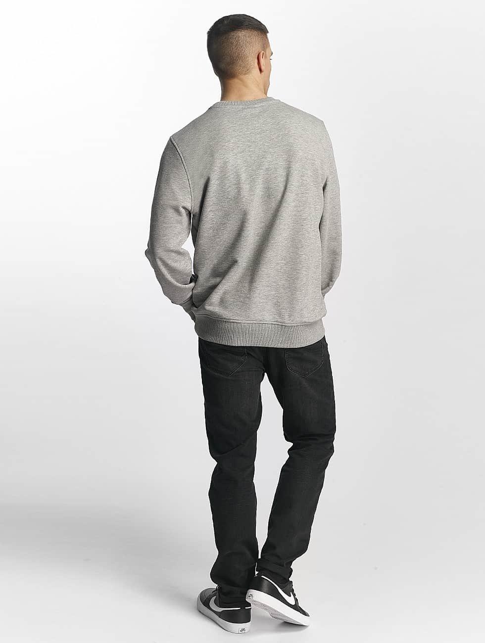 New Era Swetry Tip Off LA Lakers szary