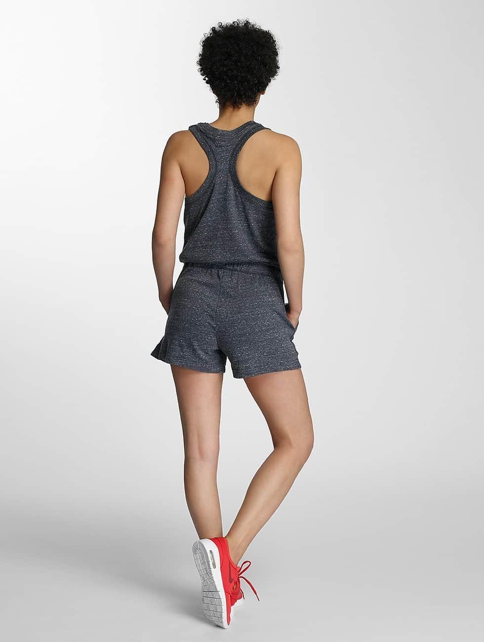 Nike Overály NSW Gym Vintage šedá