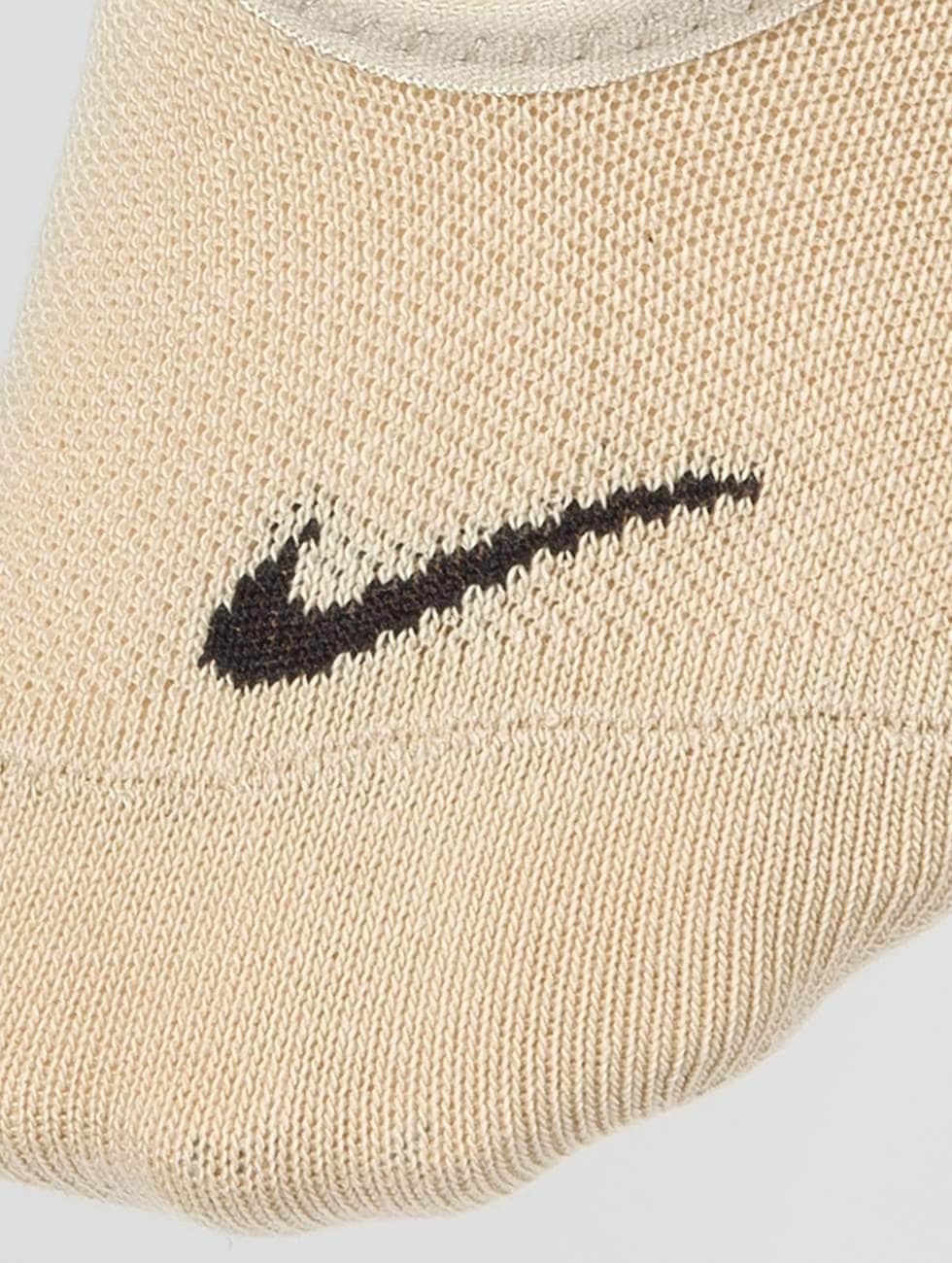 Nike Performance Sukat Everyday Lightweight Footie Training 3 Pack kirjava