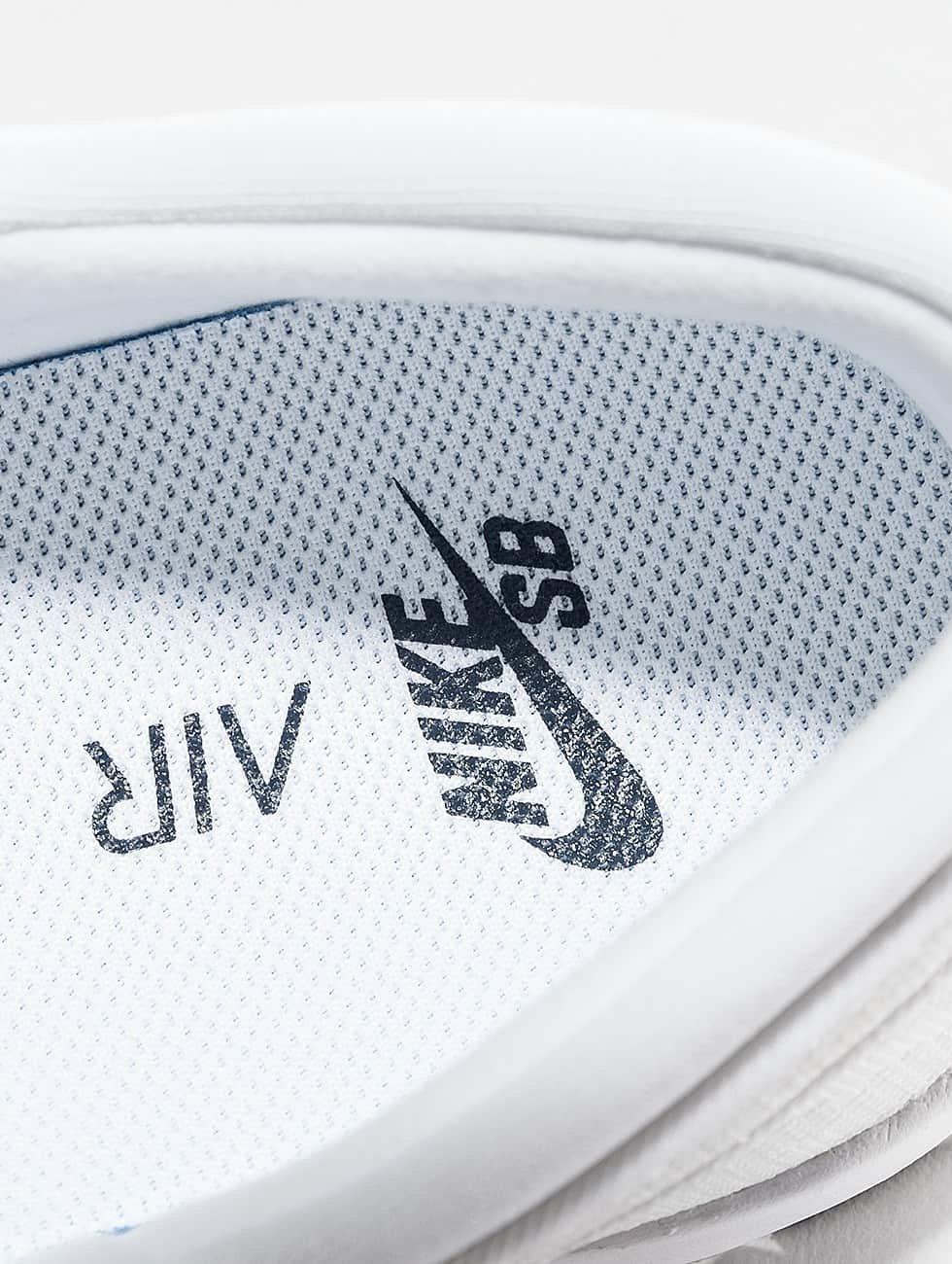 Nike SB schoen / sneaker SB Stefan Janoski Max in wit 402716 2018 Te Koop aanbod Beste Prijs 3uz8F