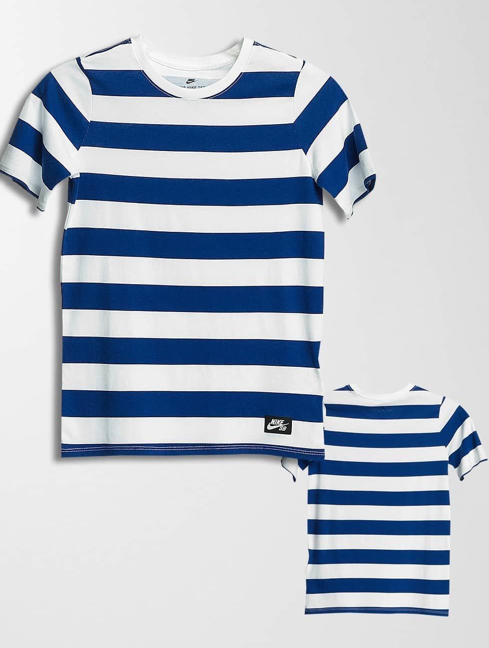 Nike SB t-shirt Boys wit
