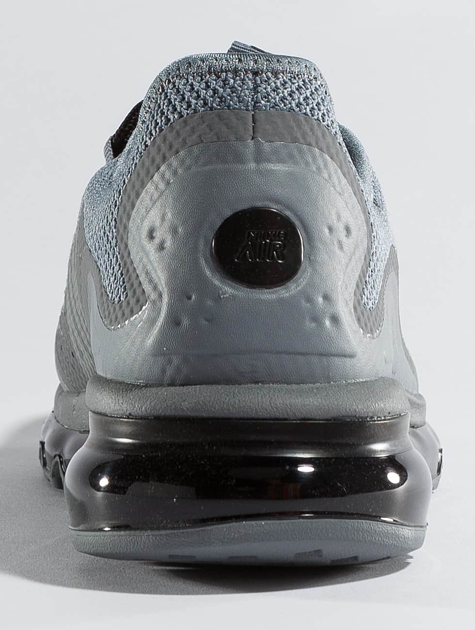 Nike Pattino / Sneaker Air Max Più Grigio 334 292 b8zrgLleo