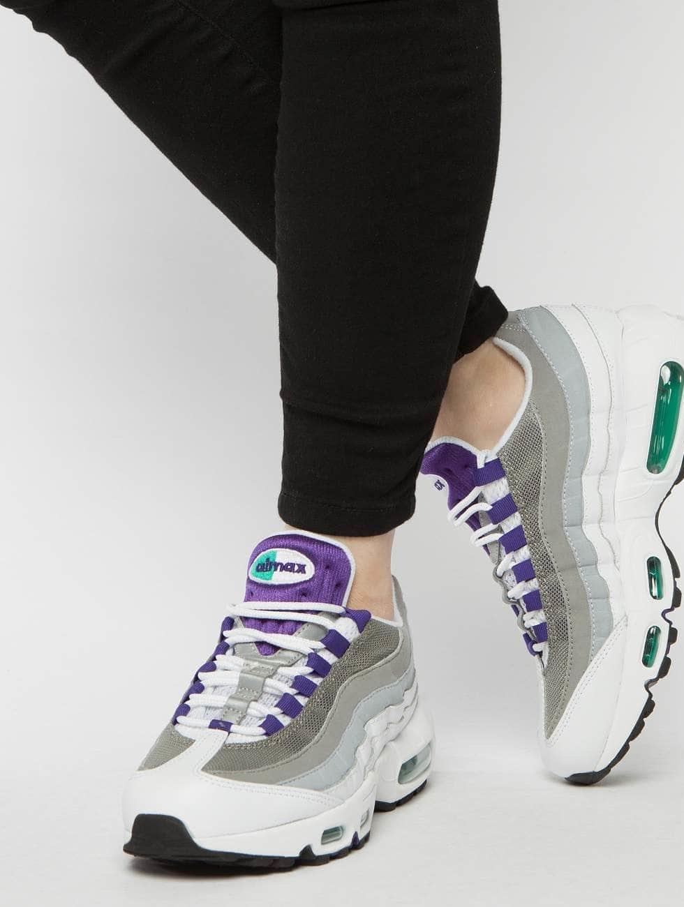 Nike schoen / sneaker Air Max 95 in wit 443038 comfortabel kopen Beste Goedkope Online Gratis Verzending Goedkope Prijs VZMlY