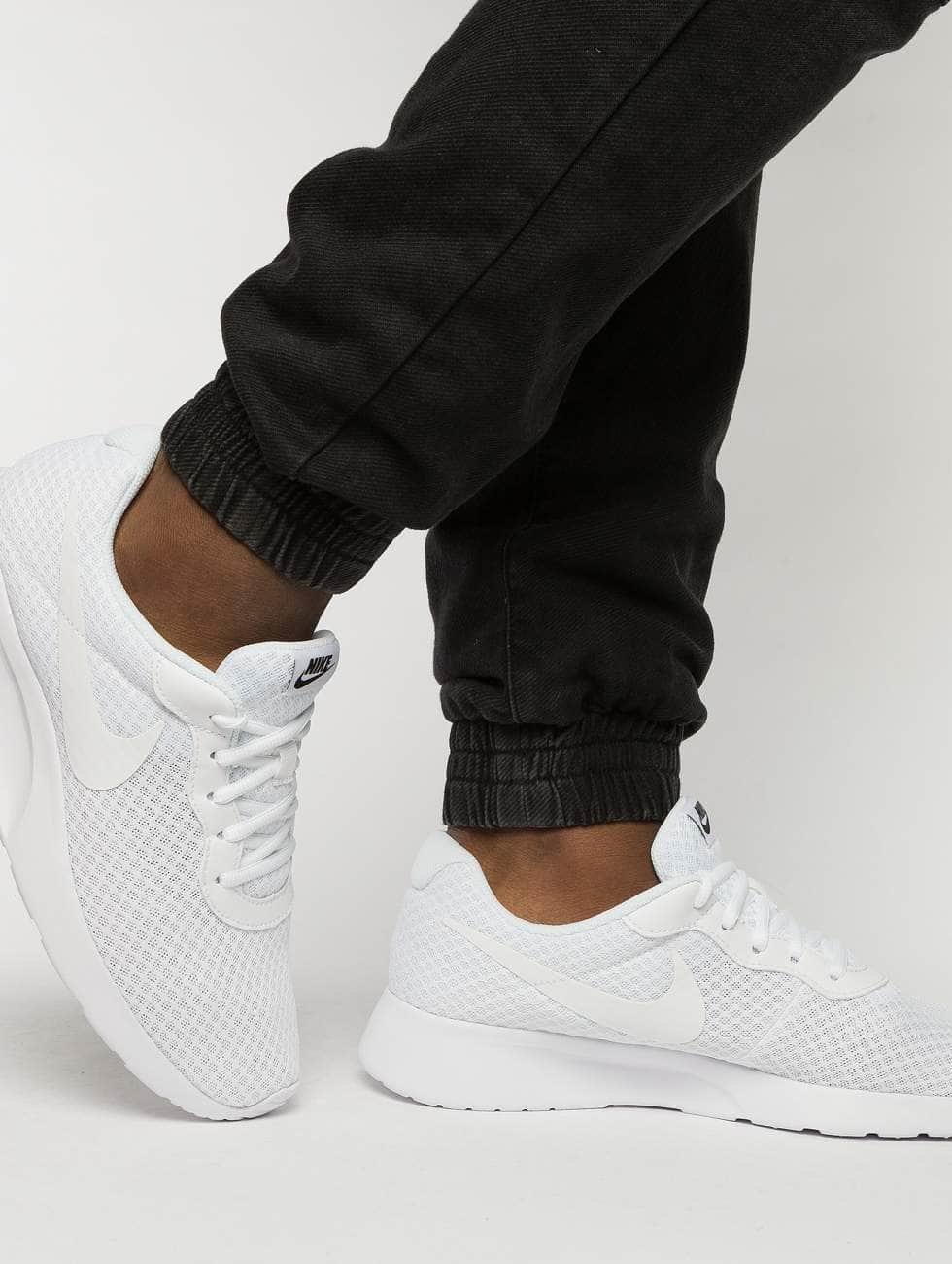 Nike schoen / sneaker Tanjun in wit 443863 Goede Deals Verkennen Online J0mTIF1