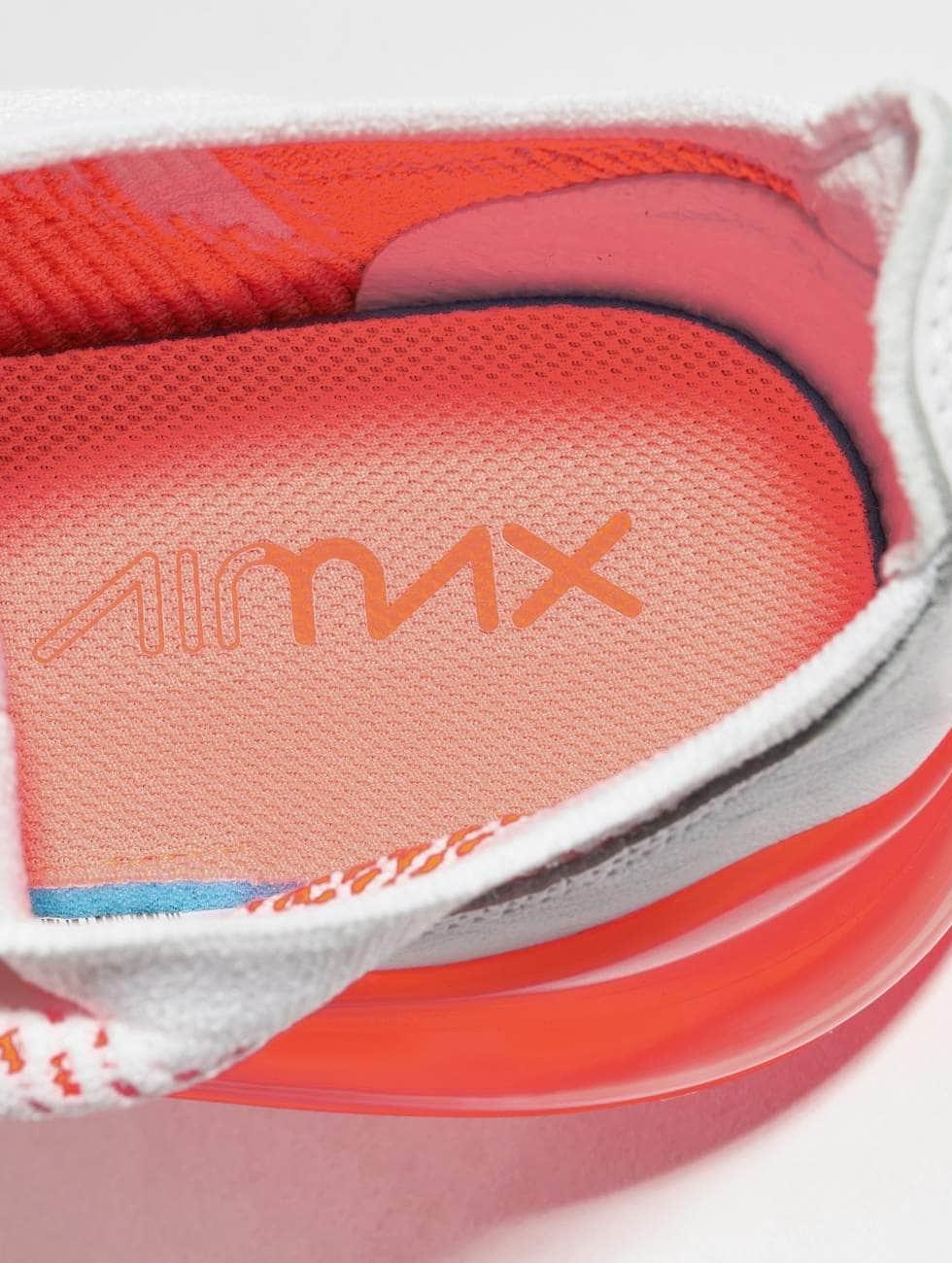 Nike Snejkry Air Max 270 Flyknit červený