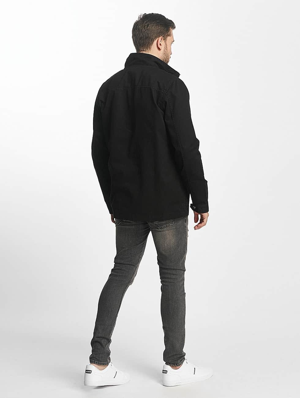 Only & Sons Демисезонная куртка onsPeter черный