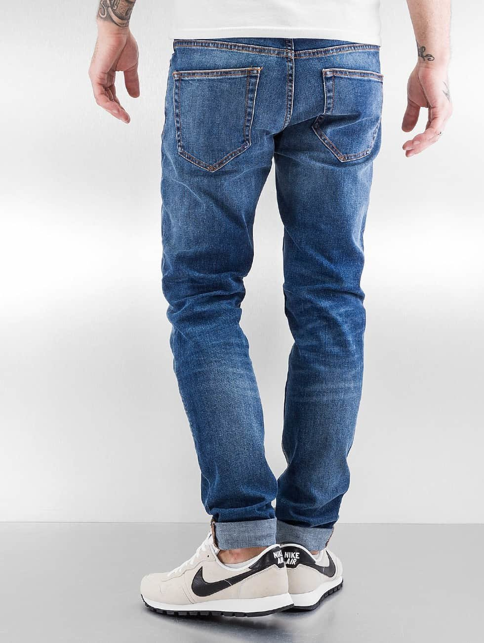 Only & Sons Skinny jeans onsLoom Slim blauw